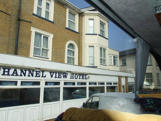 Channel View Hotel: hotel