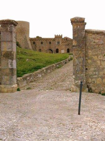 Residenza Ducale: ingresso