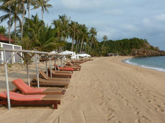 Pinnacle Resort Samui : Strand