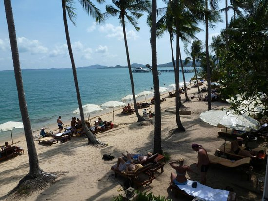 Pinnacle Resort Samui: Strand