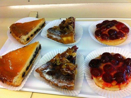 Damien: sweets