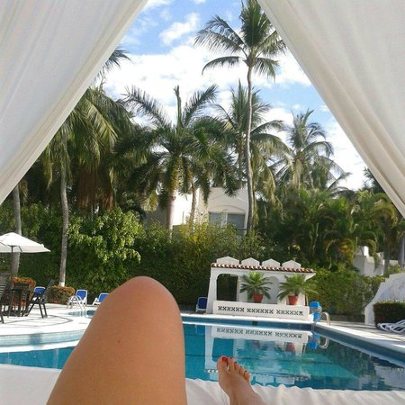 Gran Festivall All Inclusive Resort: solarium