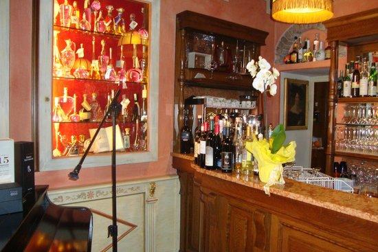 Trattoria La Rosa: il bar