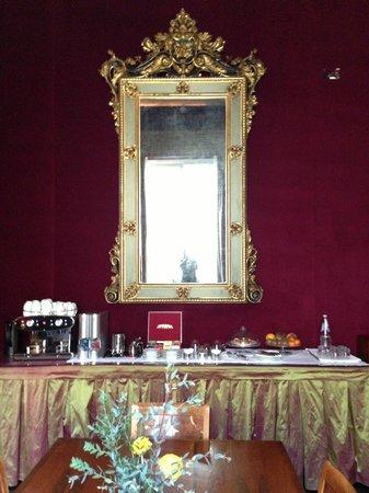 1865 Residenza d'epoca: buffet