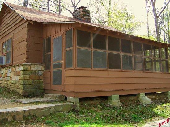 Ordinaire DeSoto State Park Rustic CCC Built Cabins