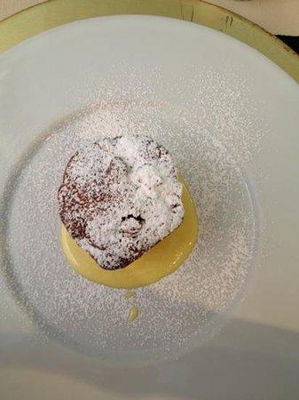Trattoria La Fricca : torta di mele