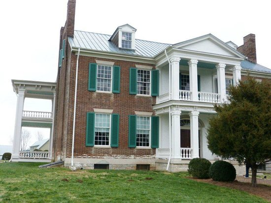 Carnton Plantation House