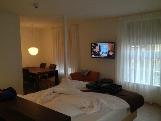 Tuindorphotel 't Lansink: Nieuwe hotelkamer Hotel 't Lansink