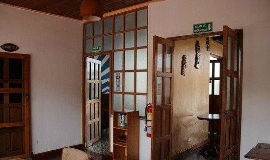 Hotel Puro Esteli: Common Area