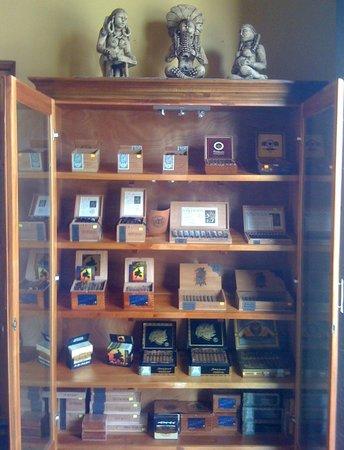 Hotel Puro Esteli: Tobacco