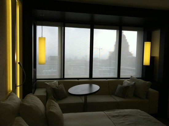 The Hotel - Brussels: Fenster