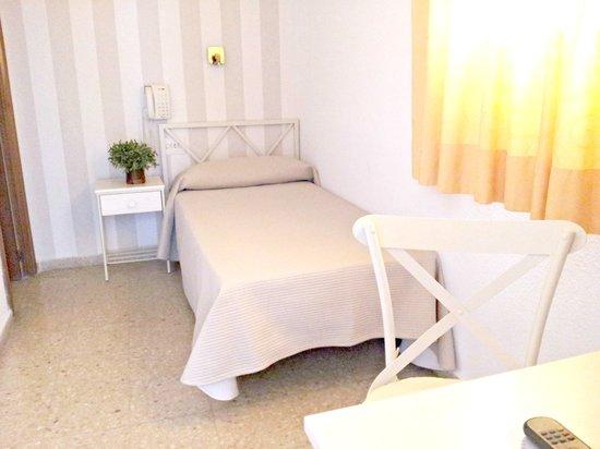 Hotel Tramontana: habitación individual