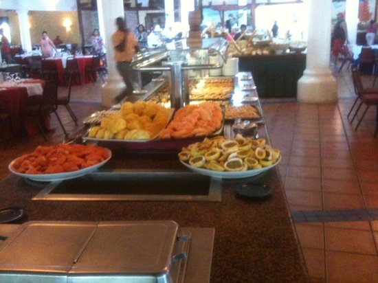 Be Live Experience Hamaca Suites : Buffet