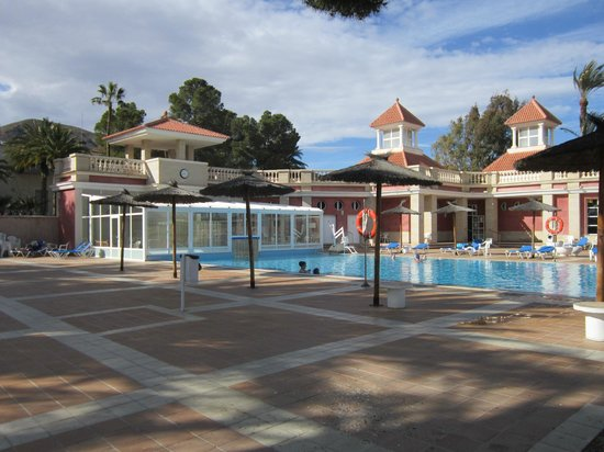 Balneario de Leana: SPA