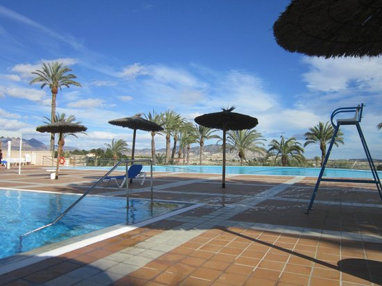Balneario de Leana: Pool
