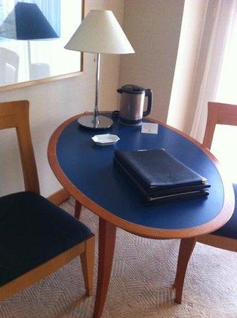 横浜ベイホテル東急, 客室