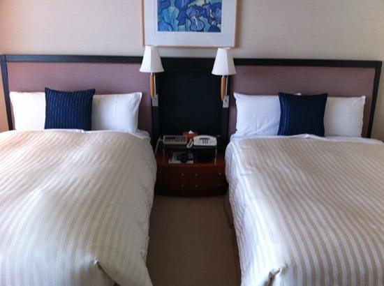 横浜ベイホテル東急, 客室 ツイン