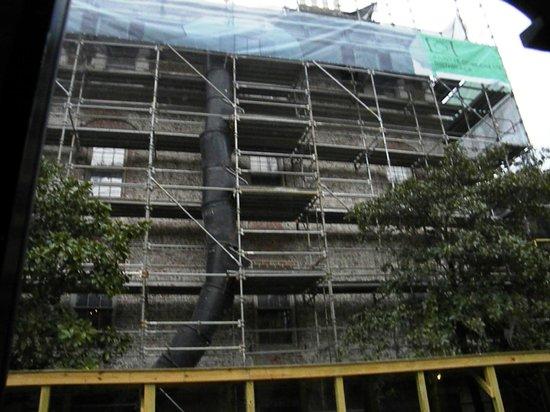 Juliette Gordon Low's Birthplace: under renovation