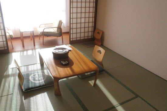 Inokura Onsen: Room