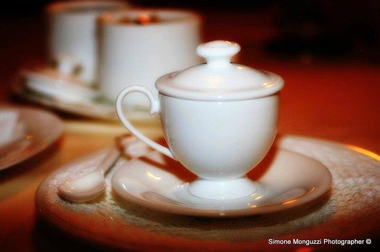 Hotel Chalet Ristorante Mattias : Cafè