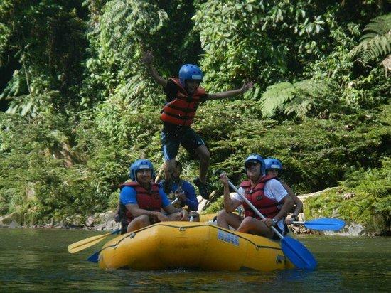 Rios Ecuador: Jondachi River
