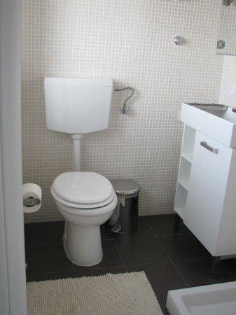 B&B L'OLeandro Bianco: bagno
