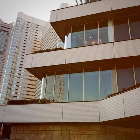 横浜ベイホテル東急, 外観