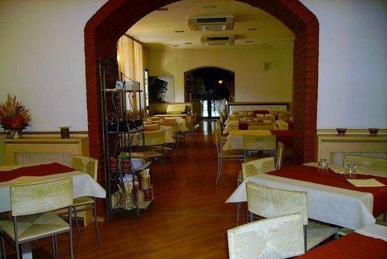 Urgnano, Италия: Interni ristorante