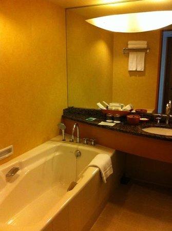 横浜ベイホテル東急, バスルーム