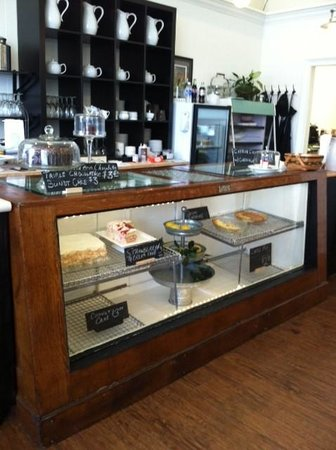 Cornwallis House Tea Company: Desserts are a must!