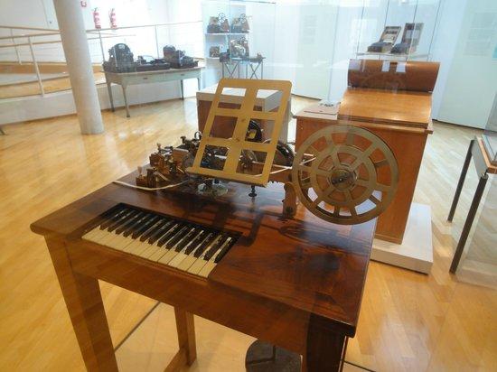 Museum fur Post und Kommunikation: Telegrafo
