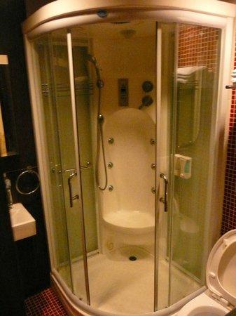 Bridal Tea House Hotel (Tai Kok Tsui - Li Tak Street): Shower