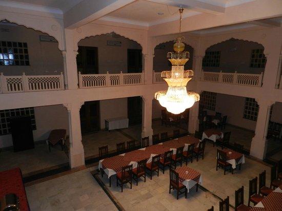 Hotel Thar Vilas : Salle à manger supplémentaire au cas où l'hôtel est rempli