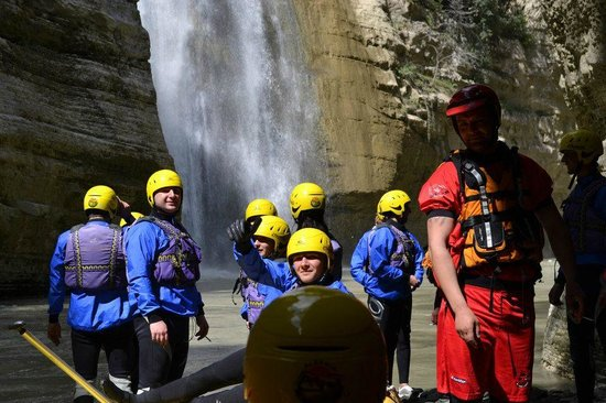 Castle Park: Rafting offered by the hotel