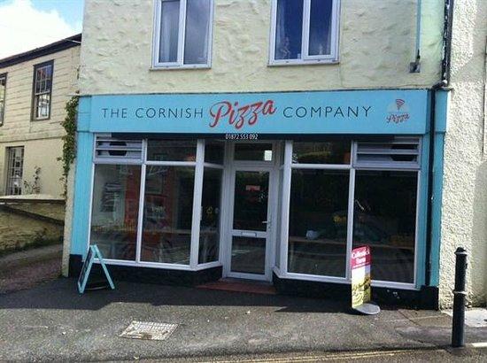 The Cornish Pizza Company: Cornish Pizza Company