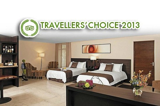 Studio Hotel: Traveler´s Choice Best Room