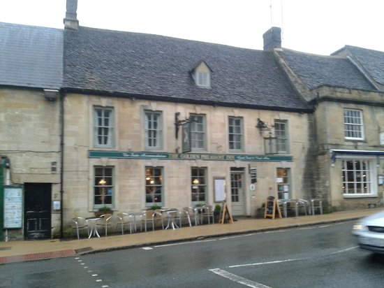 Golden Pheasant : Our Home In Burford!