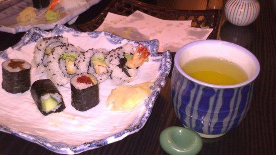Restaurant Iroha: Maki