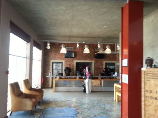 Protea Hotel by Marriott O.R. Tambo Airport: Reception