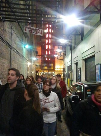 "Chicago Hauntings: ""Death Alley"" (IriquoisTheater story) - across from Goodman Theater"