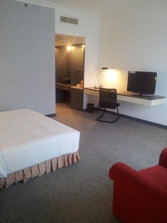 Hotel Armada Petaling Jaya: Bed area