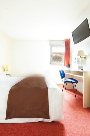 Kyriad Lille Ouest - Lomme : Chambre