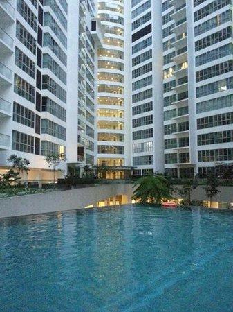 Regalia Residence Kuala Lumpur Malaysia Condominium