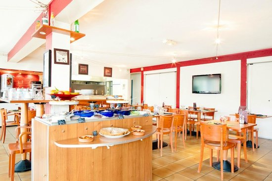 Kyriad Lille Ouest - Lomme : Restaurant