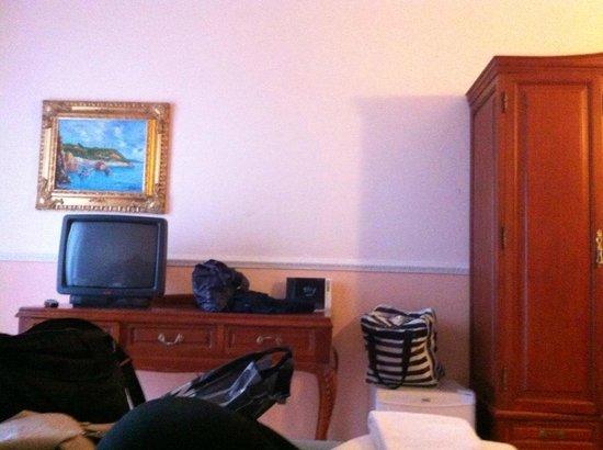 Le Ancore Hotel Resort: Camera doppia