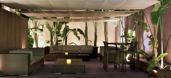Hotel Barcelona Catedral: Chillout
