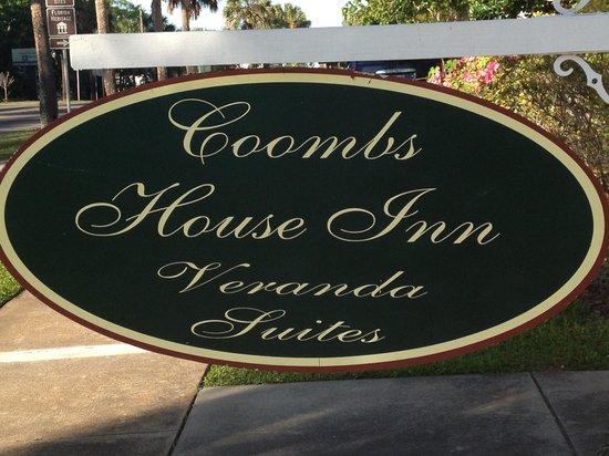 Coombs House Inn: Coombs House