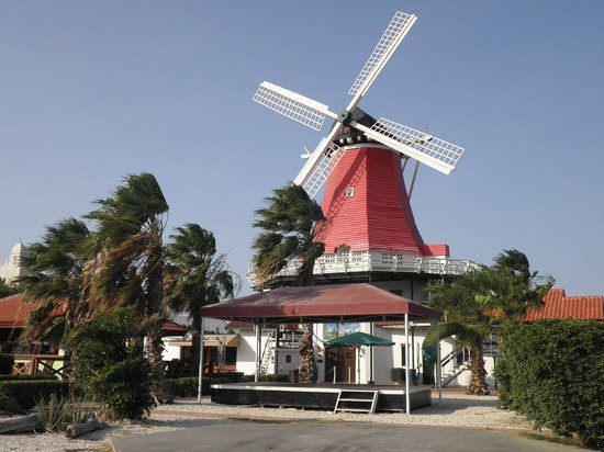 Old Dutch Windmill: Beautiful Windmill!