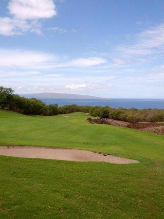 Makena Golf Courses : Views from Makena GC