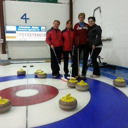 Photo of Athletics and Sports Marpole Curling Club at 8730 Heather St, Vancouver V6P 3S8, Canada